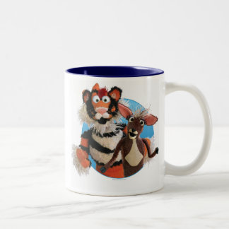 Tiger and Mousedeer Mug