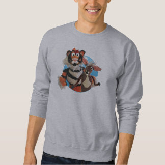 Tiger and Mousedeer Sweatshirt