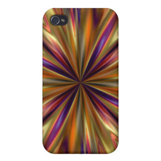 Tiger Anemone Cases For iPhone 4