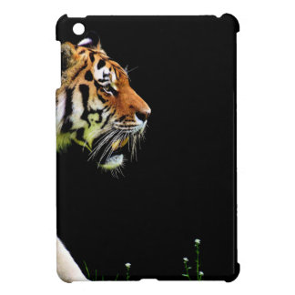Tiger Approaching - Wild Animal Artwork iPad Mini Cover