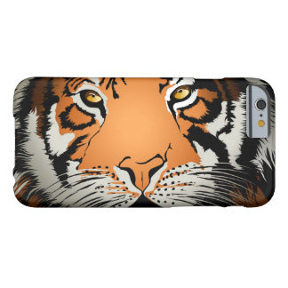 Tiger at night barely there iPhone 6 case