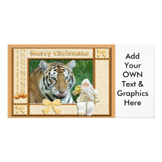 Tiger Auroara-c-142 copy Photo Greeting Card