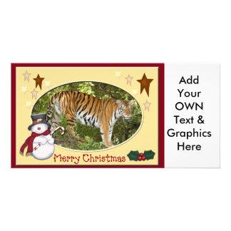 Tiger Auroara-c-145 copy Photo Greeting Card