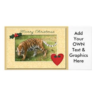 Tiger Auroara-c-149 copy Photo Card Template