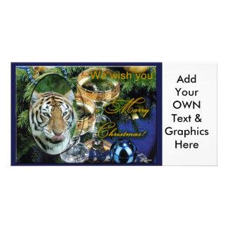 Tiger Auroara-c-46 copy Picture Card