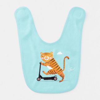 Tiger Baby Bibs