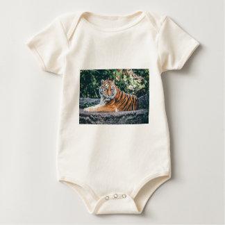 Tiger Baby Bodysuit