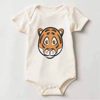 Tiger Baby Bodysuit
