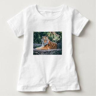 Tiger Baby Romper