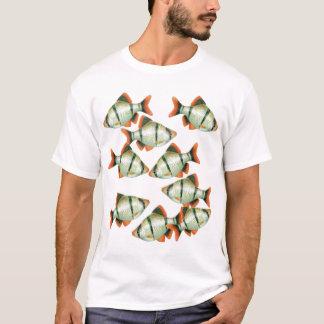 Tiger Barbs Aquarium Fish T-Shirt