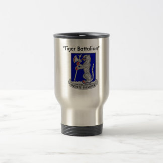 Tiger Battalion Coffee Mug
