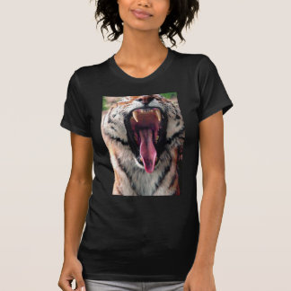 Tiger Bearing Teeth T-Shirt