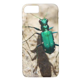 Tiger Beetle Phone Case, Insect Photography Case-Mate iPhone Case