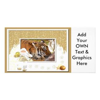 Tiger Bengali-c-165 copy Picture Card