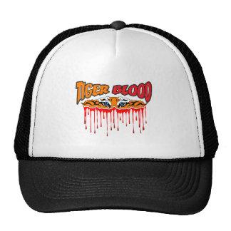 Tiger Blood Mesh Hats