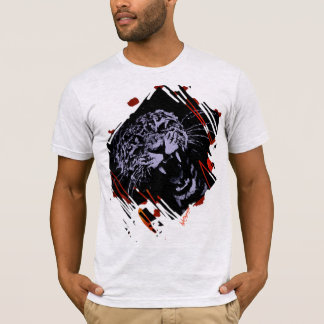 Tiger Blood Men Tshirt