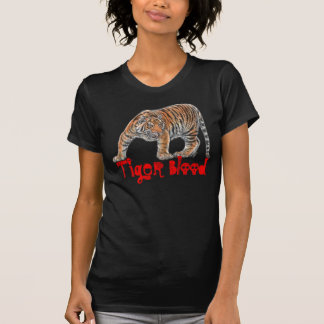 Tiger Blood Shirt
