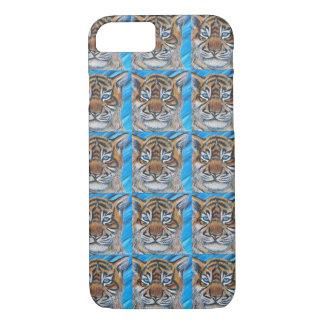 Tiger Blue Case-Mate iPhone Case