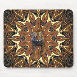 Tiger By The Tail Mouse Pad. Mouse Pad