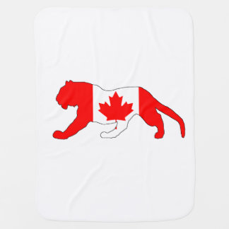 Tiger Canada Swaddle Blankets