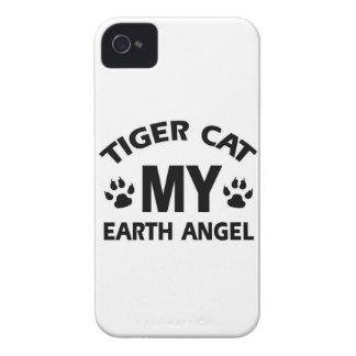 TIGER CAT DESIGN iPhone 4 CASE