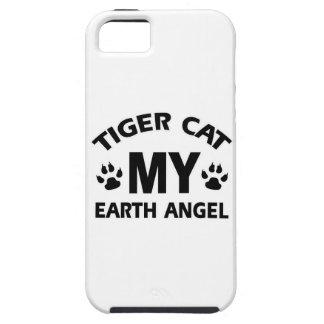 TIGER CAT DESIGN iPhone 5 CASES
