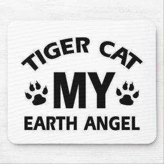 TIGER CAT DESIGN MOUSE PAD