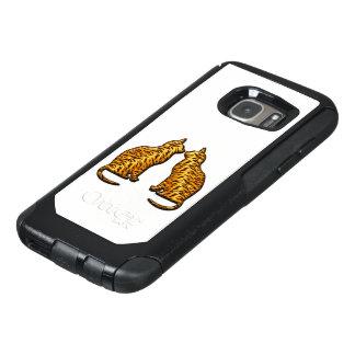 Tiger Cats OtterBox Samsung Galaxy S7 Case