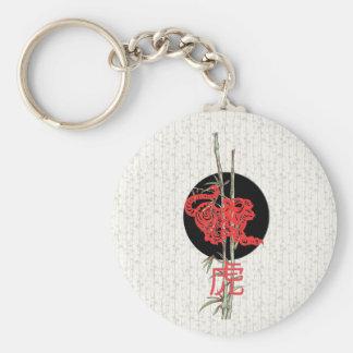Tiger (chinese zodiac) keychain