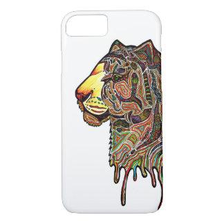 Tiger Color iPhone 7 Case