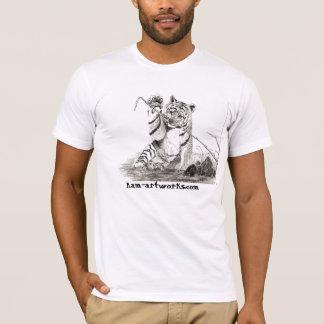 tiger cub at play T-Shirt