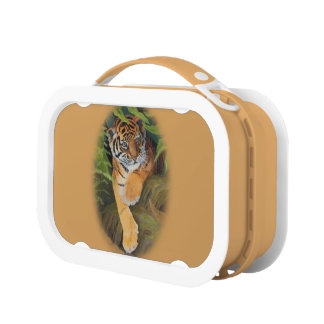 Tiger Cub Lunch Boxes