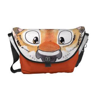 Tiger Cub Messenger Bag