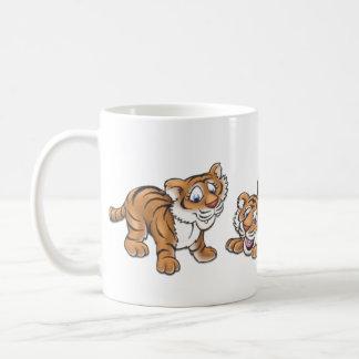 Tiger Cubs Mug