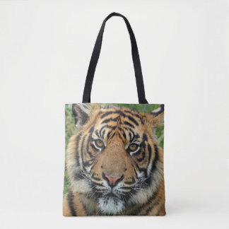 Tiger Custom Bag very printed hold-all