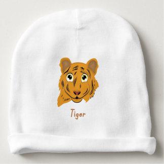 Tiger Design Baby Beanie