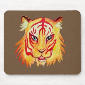 Tiger Drawing Mousepad