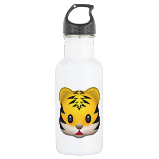 Tiger - Emoji 532 Ml Water Bottle