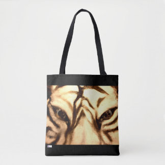 Tiger Eye Tote
