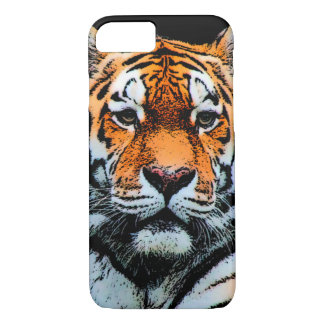 Tiger Eyes Inspirational iPhone 7 Case