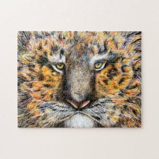 Tiger Eyes Puzzle