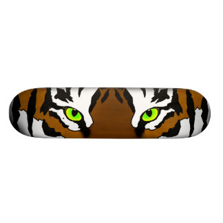 Tiger Eyes Skateboard