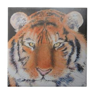 Tiger Eyes Tile