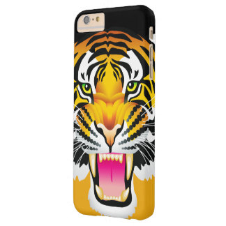 Tiger Face Barely There iPhone 6 Plus Case