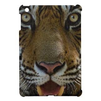 Tiger Face Close Up iPad Mini Cover