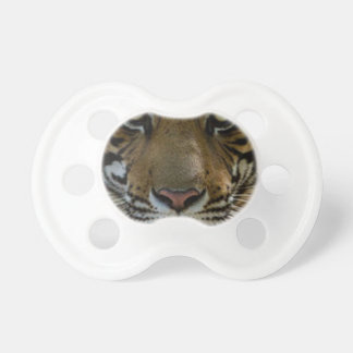 Tiger Face Close Up Pacifier