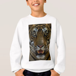 Tiger Face Close Up Sweatshirt