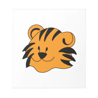 Tiger Face Notepads