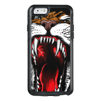 Tiger Face OtterBox iPhone 6/6s Case