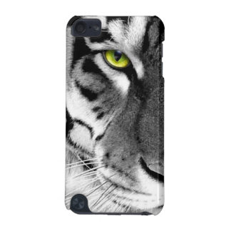 Tiger face - white tiger - eyes tiger - tiger iPod touch (5th generation) case